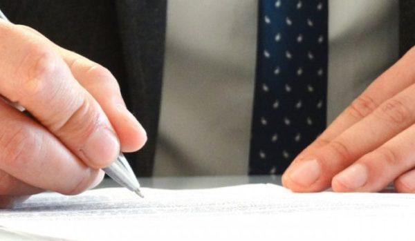 firma atto